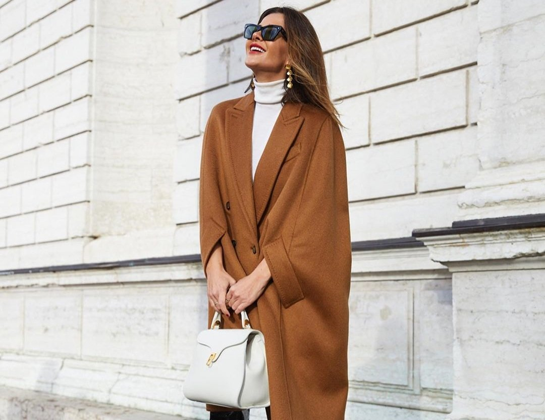 Spring coat is the best style of outerwear for the season.  Trends.  Images.  Combination ideas