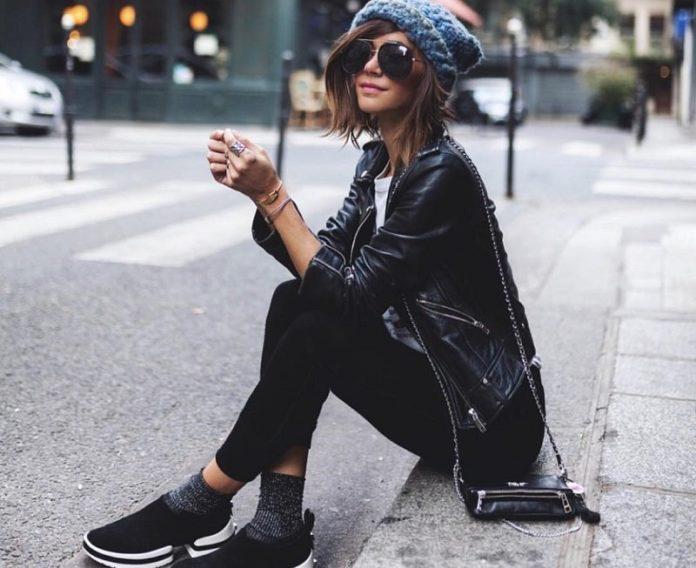 Кожаная одежда. Эффектные тренды одежды из кожи в лучших образах