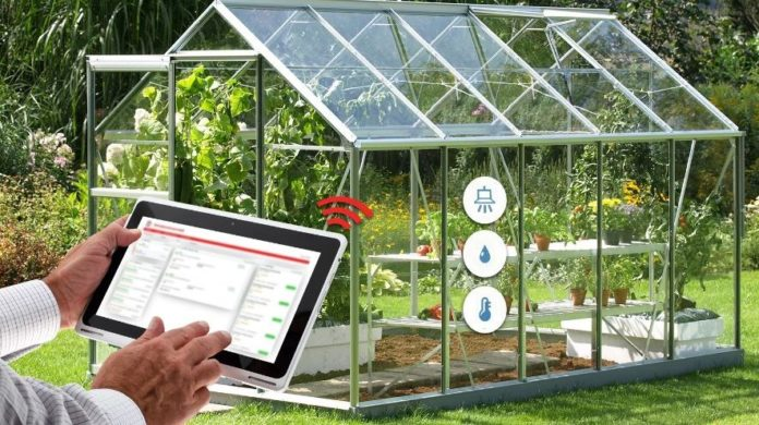 What material to make a greenhouse from?