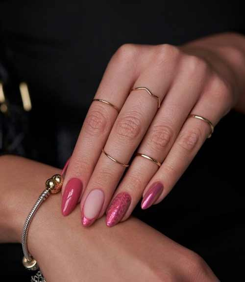 French on one finger trend