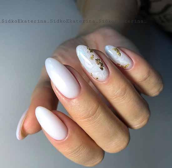 Manicure trends design