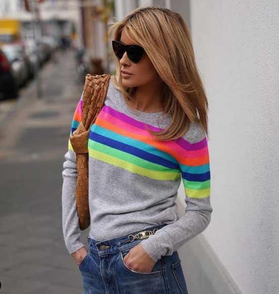 Neon in fashion - trend 2021