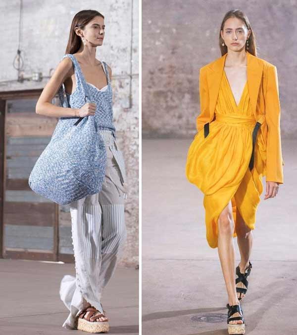 Summer dress trends 2021
