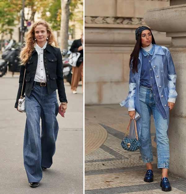 Trendy jeans spring-summer 2021