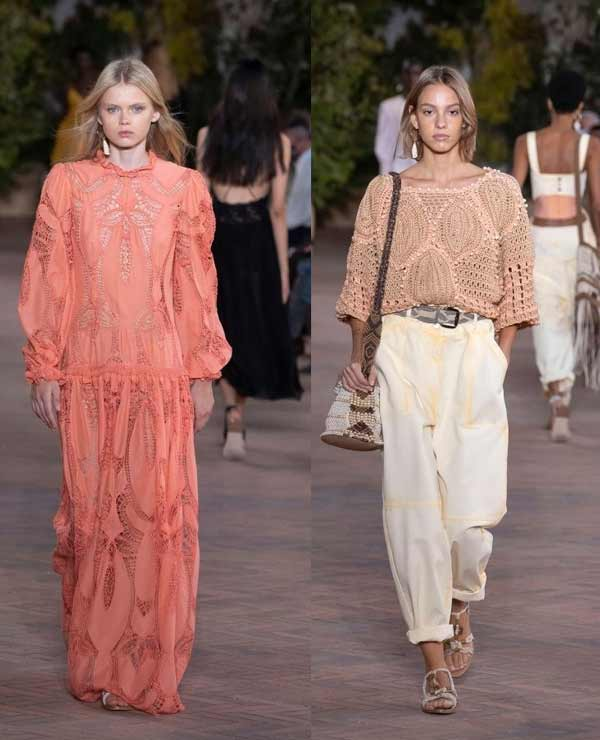 Summer 2021 fashion looks