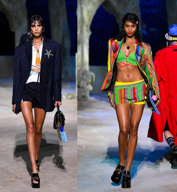 Versace fashion trends