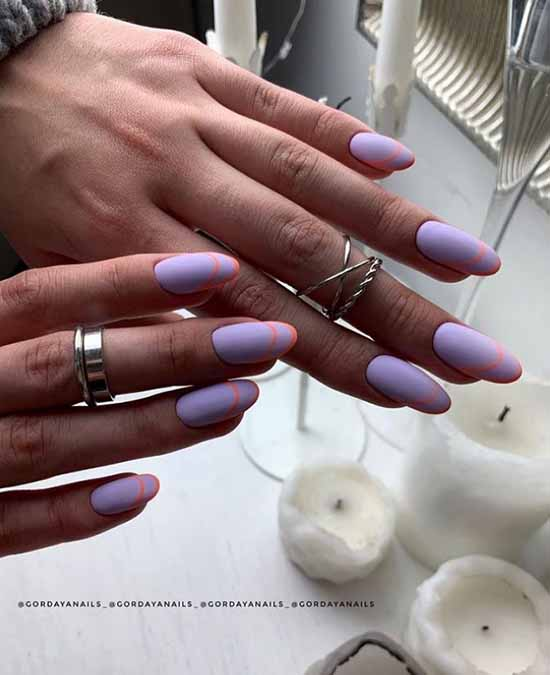 Spring 2021 manicure trends: photos, trends, fashionable colors