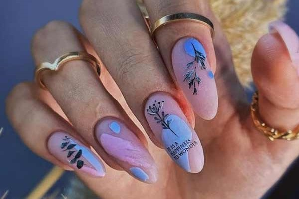 Trendy manicure spring 2021