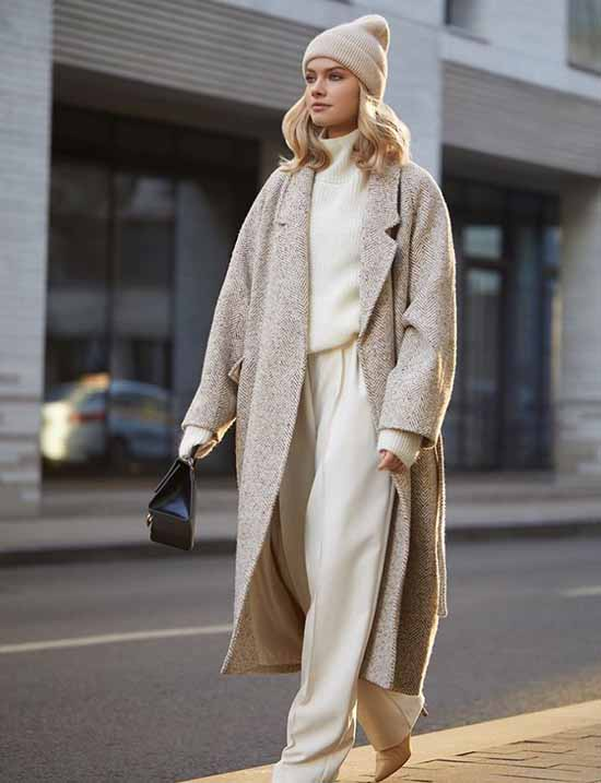 Wide leg pants 2021: what to wear, photos, ideas for looks