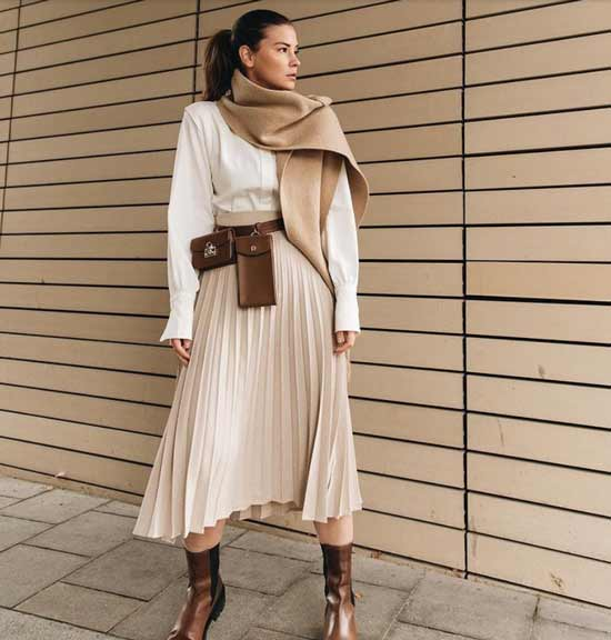 Fashionable skirts images