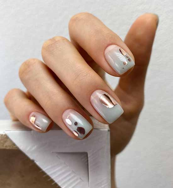 Pastel manicure 2021: photo, design, fashionable shades