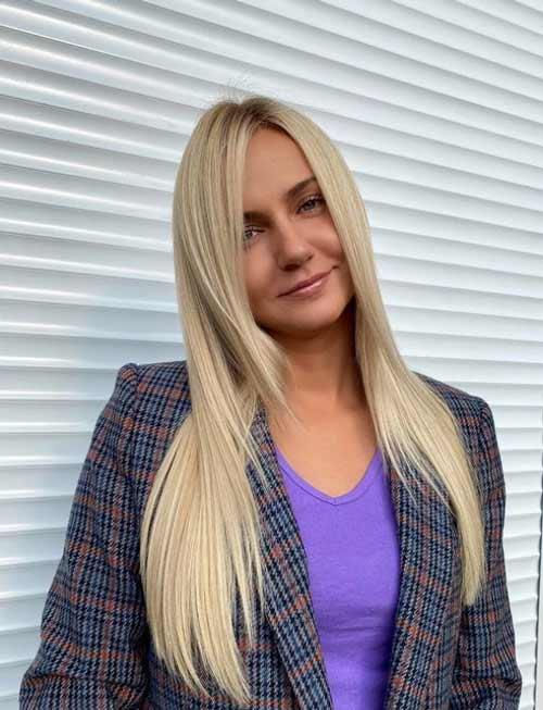 Womens fashion haircuts long hair