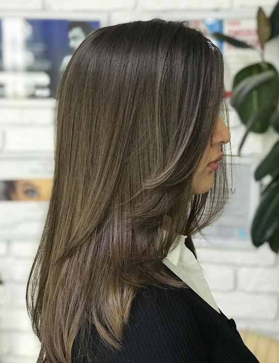 Women's haircuts for long hair 2021: photos, trends