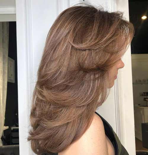 Haircut cascade