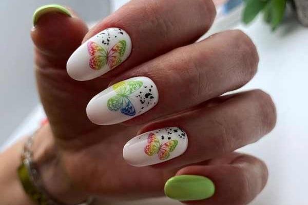 Летний дизайн ногтей фото