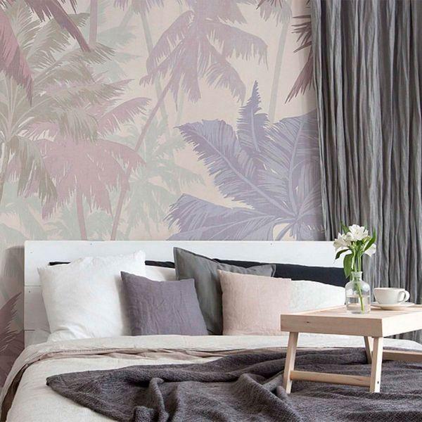 Bedroom design with 3D wallpaper: expert advice