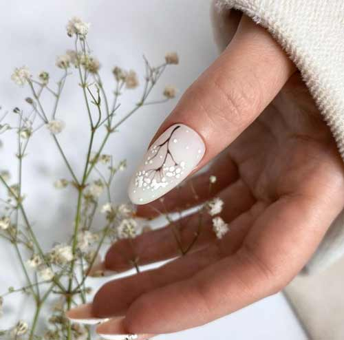 Trends manicure spring photo
