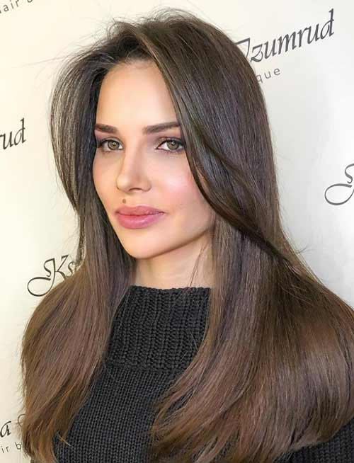 Women's haircuts for long hair photo trends