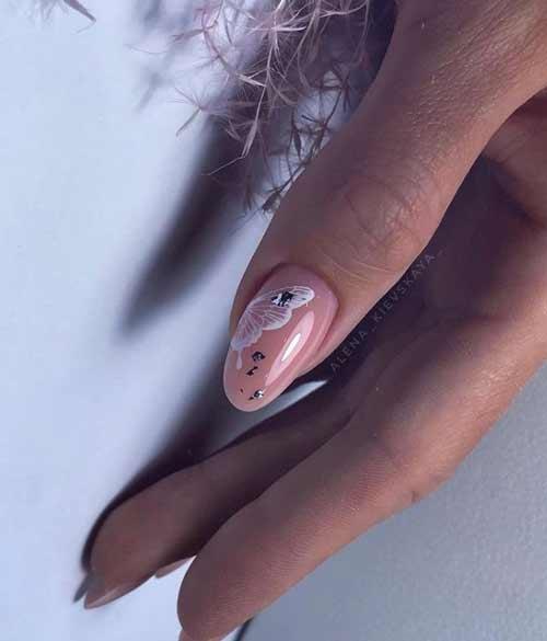 Butterfly Wing Manicure