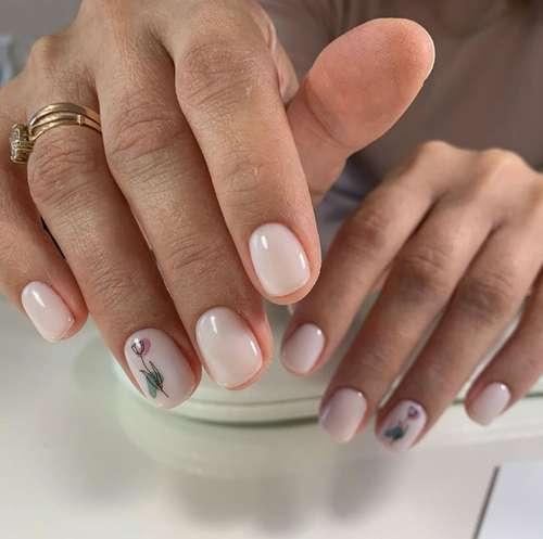 Milk patterned minimalism