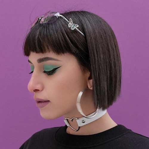 Super fashionable haircuts for girls