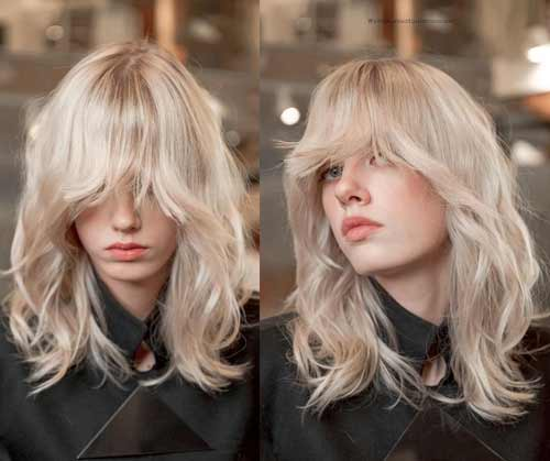 Haircut cascade for girls