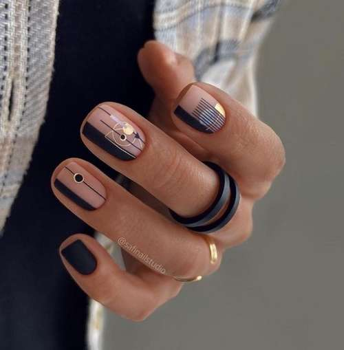 Geometry on short nails