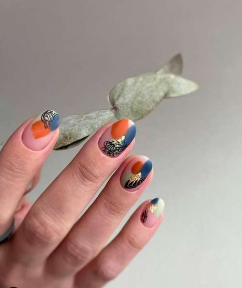 Abstraction on nails