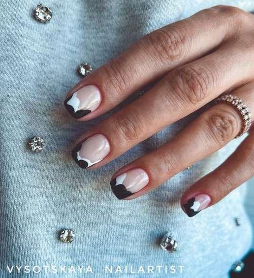 Trendy summer jacket 2021: photo, fashionable nail design