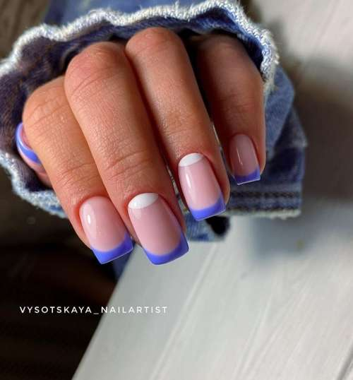 Lilac French
