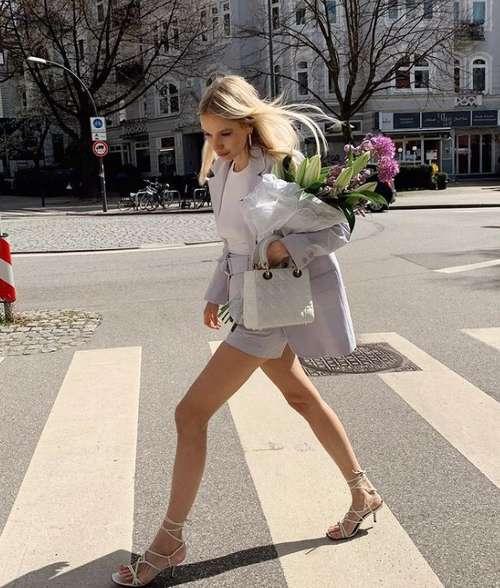 Shorts fashion trends