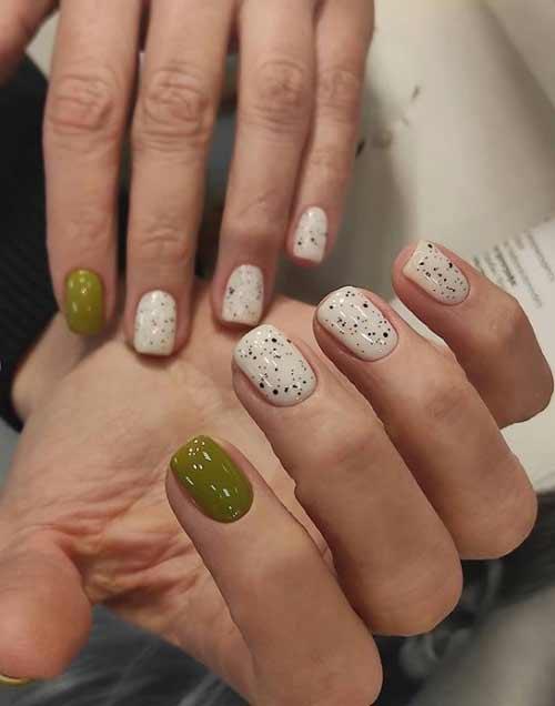 Quail manicure