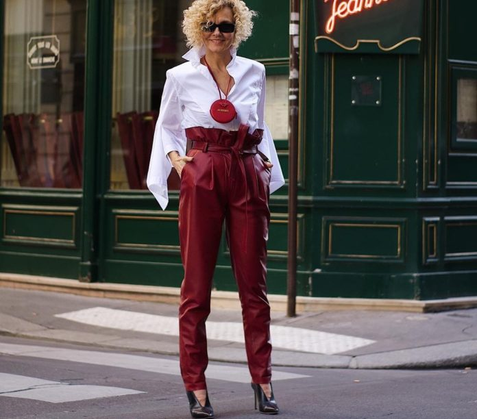How to dress for older women after 40: beautiful images for women 2021-2022