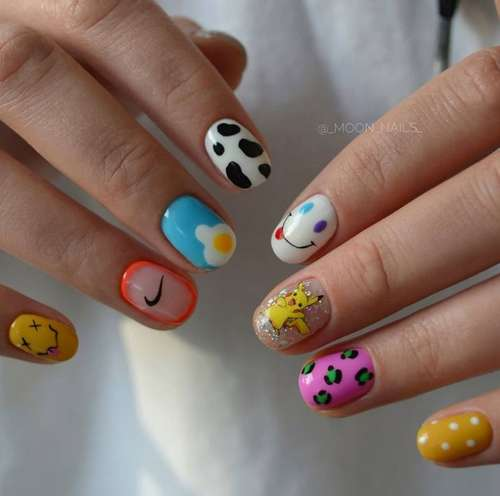 Youth manicure