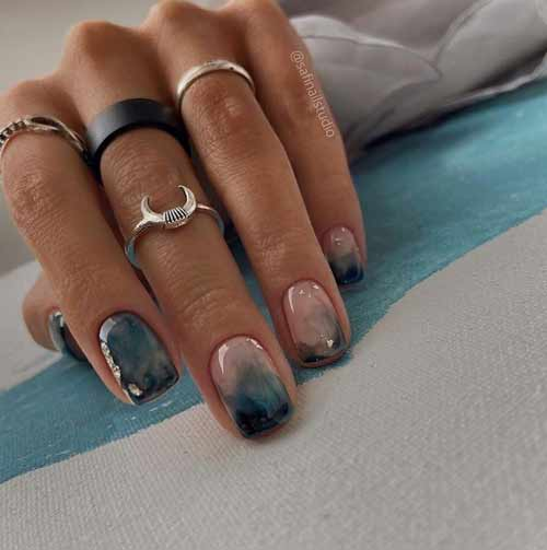 Marine manicure and potal