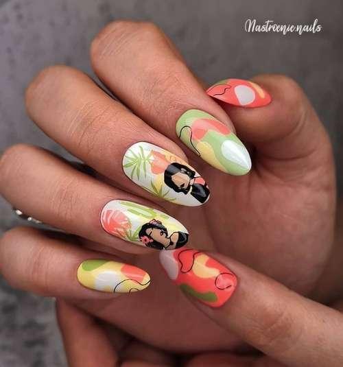 Manicure sea