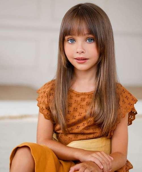 Fashionable haircuts for girls
