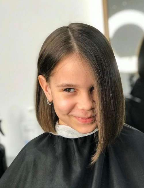 Haircut from 8 years old