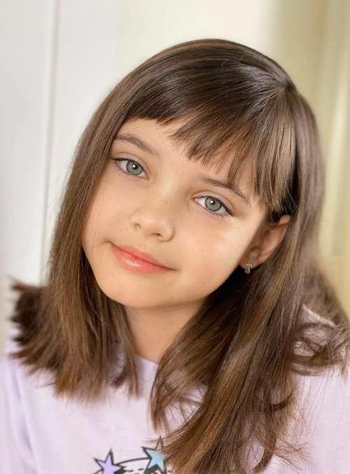 Girl 10 years old haircut