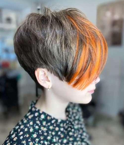 Haircut for a teenager girl