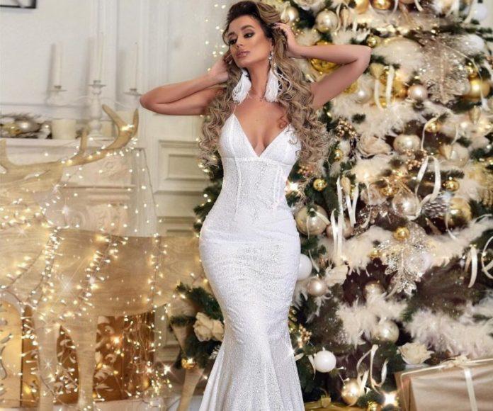 Волшебные новогодние платья. Фото. Тренды. Идеи